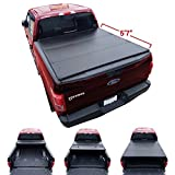 Galaxy Auto Hard Tri-Fold for 2010-18 Dodge Ram 5.7' Bed (Fleetside Models Only)