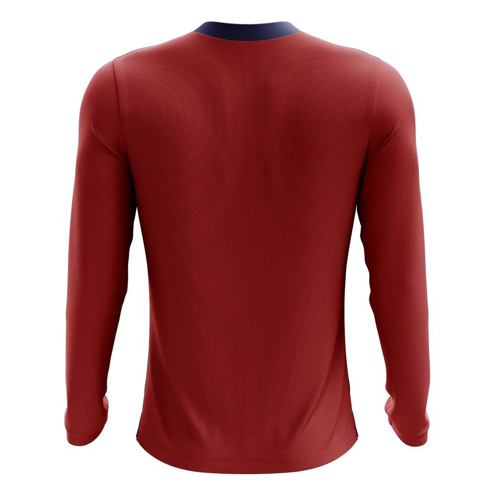 757552dbf Amazon.com   Airo Sportswear 2018-2019 Colombia Long Sleeve Away Concept  Football Soccer T-Shirt Jersey (Kids)   Sports   Outdoors