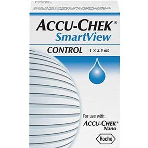 Roche - ACCU-CHEK SmartView Level 1 Control Solution - 1 box