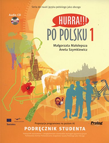 Hurra!!! Po Polsku: Student's Textbook Volume 1 (English and Multilingual Edition)