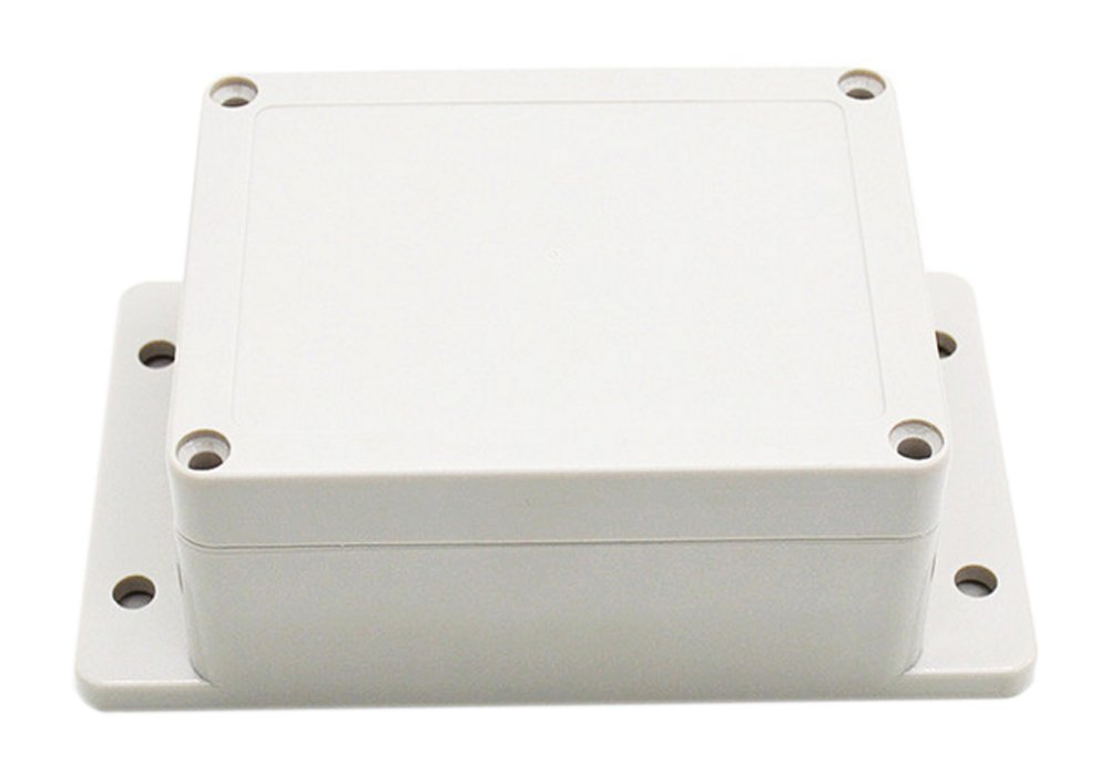 Ocharzy Waterproof Rectangle Project Enclosure Case Junction Box (115x88x55 mm)