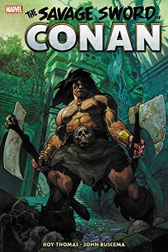 Savage Sword Of Conan: The Original Marvel Years Omnibus Vol. 2 -