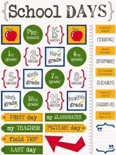 Price comparison product image Live Life School Days