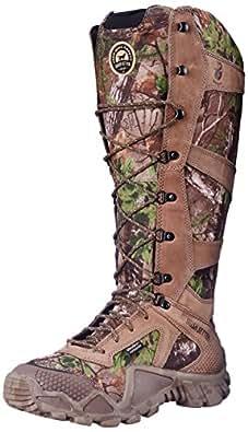 "Irish Setter Men's 2875 Vaprtrek Waterproof 17"" Hunting Boot, Realtree Xtra Green,8 D US"