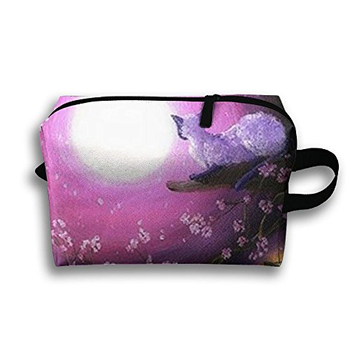 SO27Tracvel Lantern Flowers Animal Toiletry Bag Dopp Kit Tactical Bag Accessories Travel Case