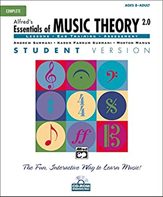 Alfred's Essentials of Music Theory (Windows/Macintosh)