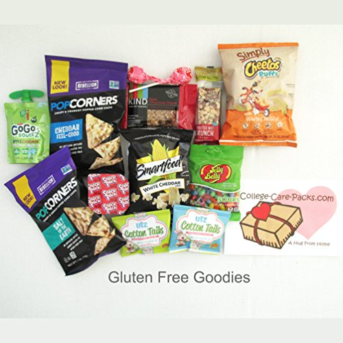 Amazon gifts fulfilled gluten free care package for college amazon gifts fulfilled gluten free care package for college students a great gluten free option in college care packages grocery gourmet food negle Gallery