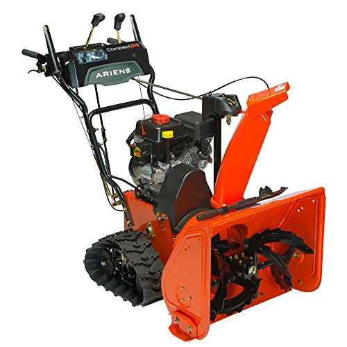 Thrower Snow Ariens - Ariens Compact Track 24 inch 223cc Two Stage Snow Blower (920028)