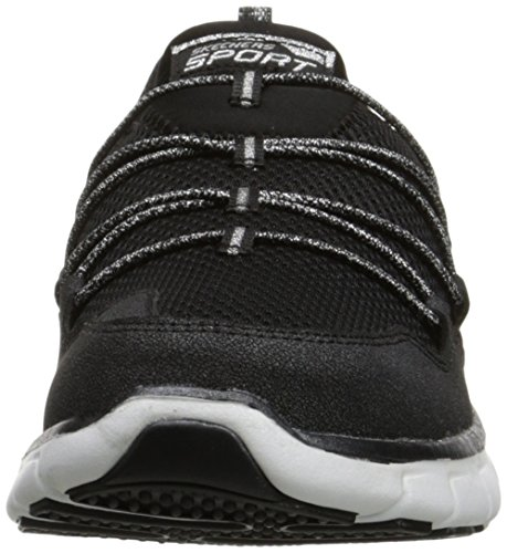 cheap sale top quality best sale cheap price Skechers Sport Inner Peace Fashion Sneaker Black/White outlet websites cheap price outlet affordable for sale pynTwvEEIp