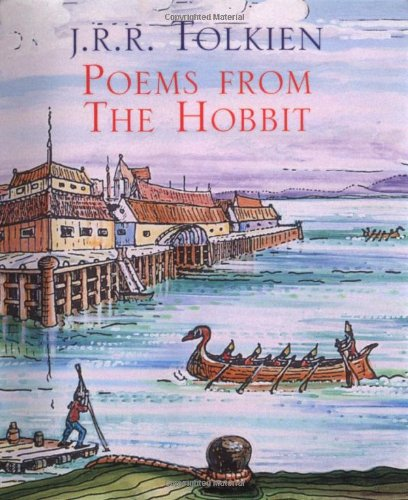 Poems From The Hobbit - Book  of the Middle-earth Universe