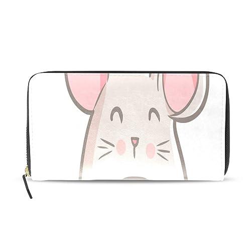 Inteligente Pequeño Ratón Animal dibujos animados Largo ...