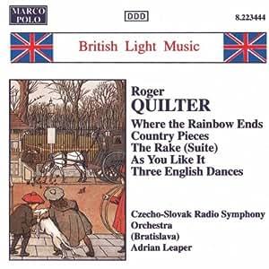 Roger Quilter: British Light Music