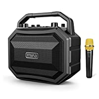 Karaoke Party Speaker Bocina Mifa Wireless con Microfono