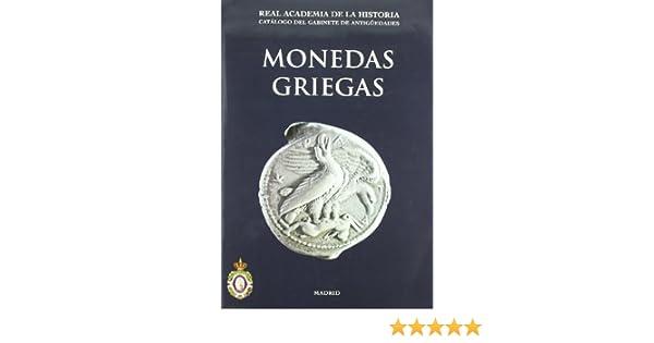Monedas Griegas. (Catálogos. II. Monedas y Medallas.): Amazon.es: Vico Belmonte, Ana: Libros
