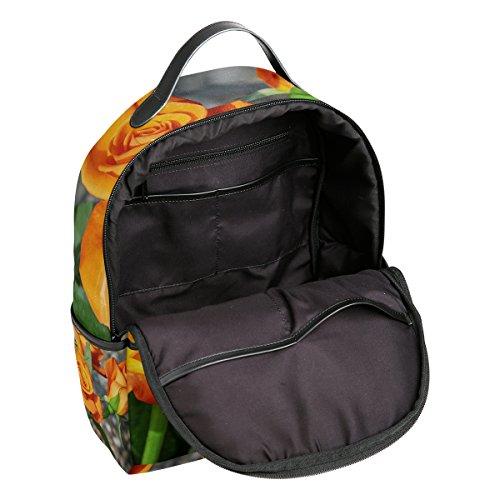 porté unique Sac dos femme multicolore pour Taille au PINLLG à main wBpxg