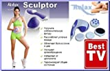 Relax Spin and Tone Body Massager Sculptor New in Box Only 220 voltage, Health Care Stuffs