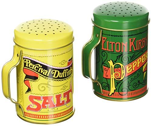 Norpro 713 Salt and Pepper Shaker Set, - Pourer Salt