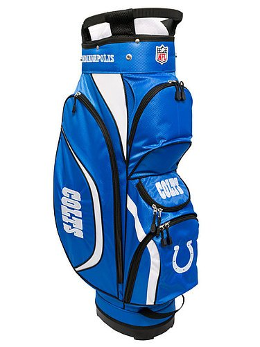 Indianapolis Colts Golf Cart Bag (Indianapolis Colts Clubhouse Golf Cart Bag)