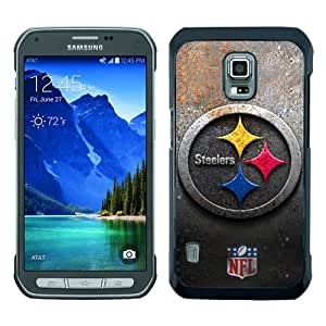 Unique Samsung Galaxy S5 Active Cover Case ,Hot Sale And Popular Designed Case With Pittsburgh Steelers 30 Black Samsung Galaxy S5 Active Case Unique And Cool Phone Case
