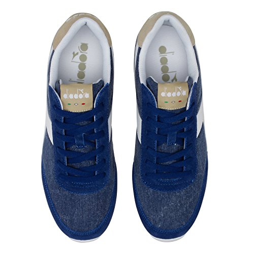 C Limonges 60026 Diadora BLEU Light Jog Mixte Adulte Sneaker Basses xzE6nUz