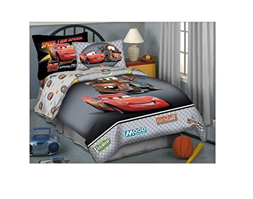 Disney/Pixar Cars 'The World of Cars' Twin Comforter (Twin World of - Stores Disney World