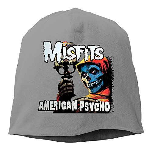Man Misfits American Psycho Beanie Hat Watch Cap