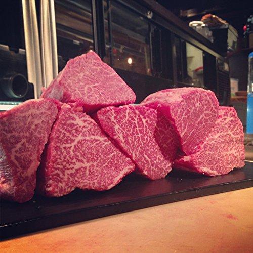 100% A5 Grade Japanese Wagyu Kobe Beef, Filet Mignon, 12 Ounce