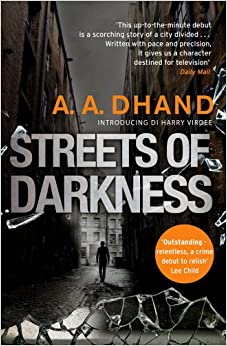 Book Streets of Darkness (D.I. Harry Virdee)