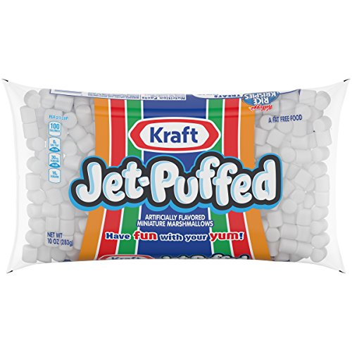 🥇 Jet Puffed Mini Marshmallows