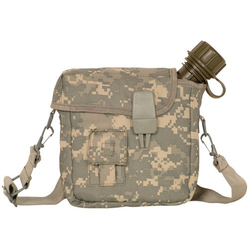 Fox Outdoor Products Canteen Cover, Terrain Rubberized Di...
