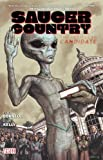 Saucer Country - The Reticulan Candidate, Paul Cornell, 140124047X