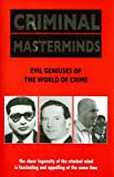 Criminal Masterminds, Anne Williams and Vivian Head, 0708806112