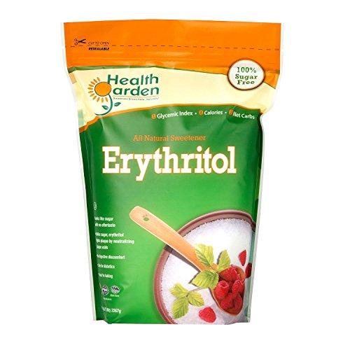 Health Garden Erythritol Sweetener (5 lb.) vevo by Europe Standard