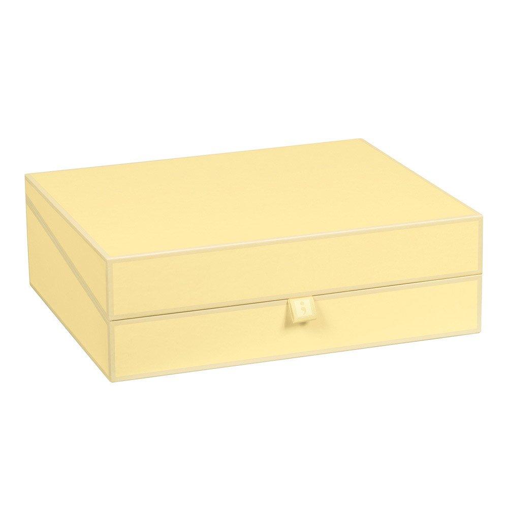 Semikolon Letter/A4 Size Document Storage Box, Chamois (31917)