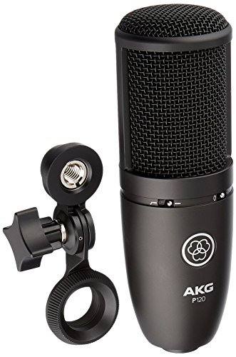 Microfono Akg Perception P120 Professional Studio