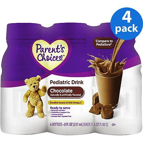 Parent\'s Choice - Nutritional Pediatric Drink, C