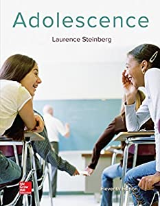 Adolescence by Laurence Steinberg (2016-02-24)