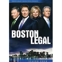 Boston Legal: Season 4 (2010)