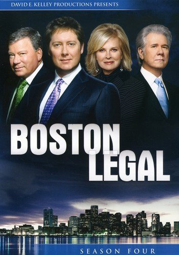 Boston Legal: Season 4