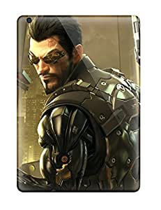 Defender Case With Nice Appearance (deus Ex Human Revolution Directors Cut) For Ipad Air