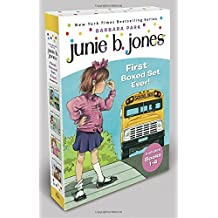 Junie B. Jones's First Boxed Set Ever! (Books