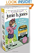 #4: Junie B. Jones's First Boxed Set Ever! (Books 1-4)