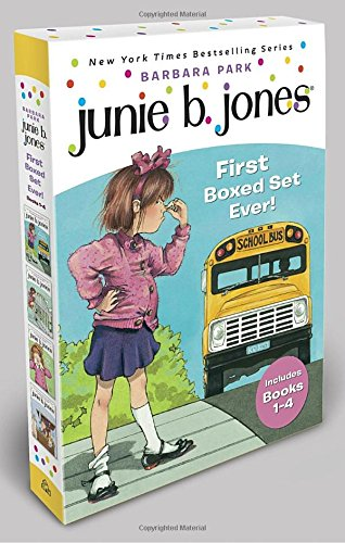 Junie B. Jones's First Boxed Set Ever! (Books 1-4) (8 Grade Teacher Book)