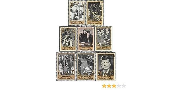 1965 Juan F. Kennedy (sellos para los coleccionistas) Celebridades / Cine / Teatro: Amazon.es: Juguetes y juegos