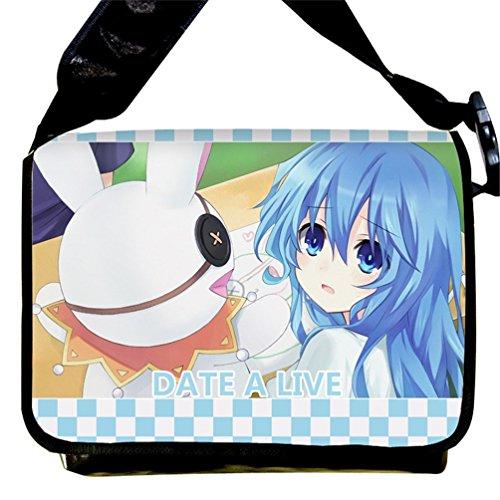 Siawasey Date A Live Anime Kotori Itsuka Messenger Bag Shoulder Bag