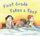 First Grade Takes a Test (Spanish/English), Miriam Cohen, 1595721517