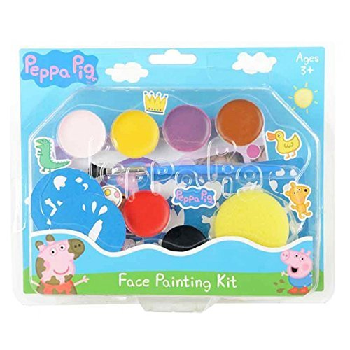 Peppa Pig Face Painting Kit by Peppa Pig -