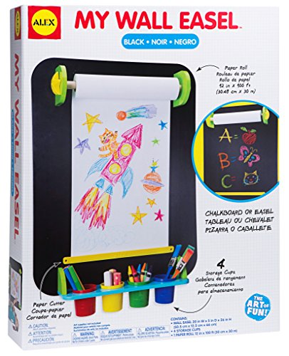 ALEX Toys Artist Studio My Wall Easel Black