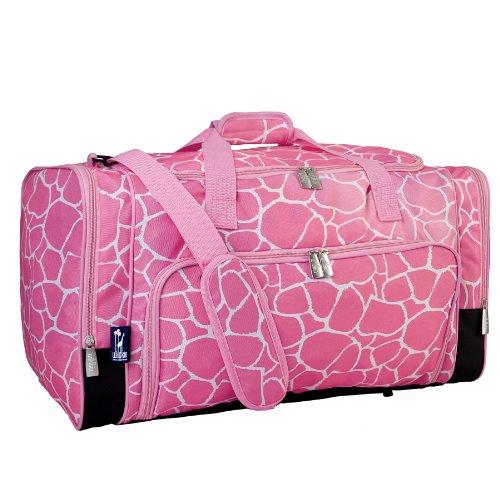 Giraffe Duffle Bag - 7
