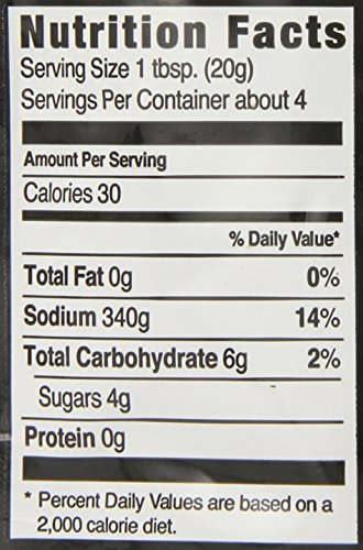 McCormick Grill Mates Sweet Mesquite & Caramelized Onions, 2.83 oz (Case of 6)